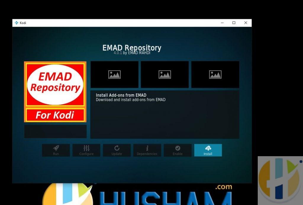 Install EMAD Repo