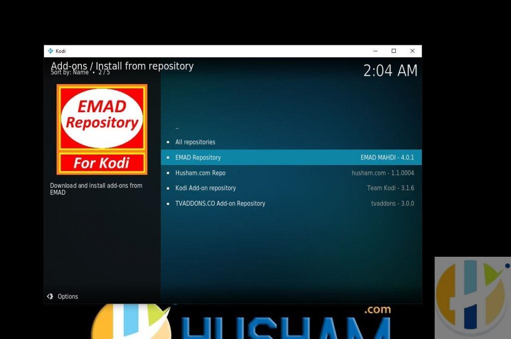 Emar Repo Husham.com Guide