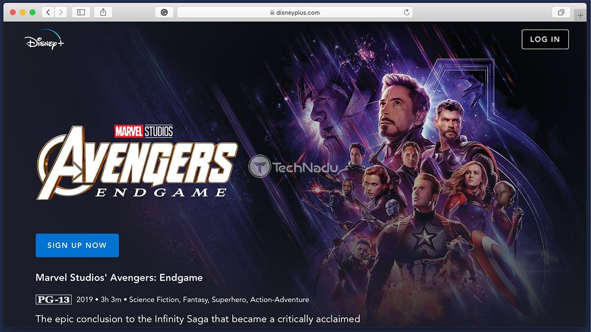 Disney Plus Synopsis Avengers Endgame