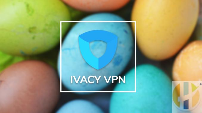 Ivacy VPN Easter Deal Logo
