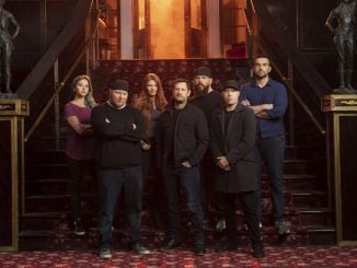 Ghost Hunters crew