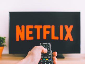 Netflix TV Screen Streaming