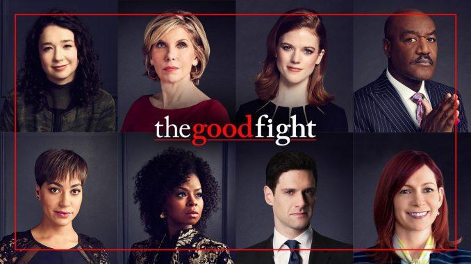 The Good Fight Stream