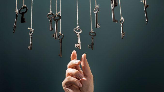 decryptor keys