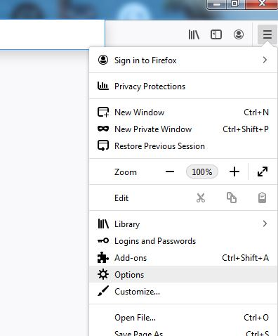 How to delete cookies in Firefox