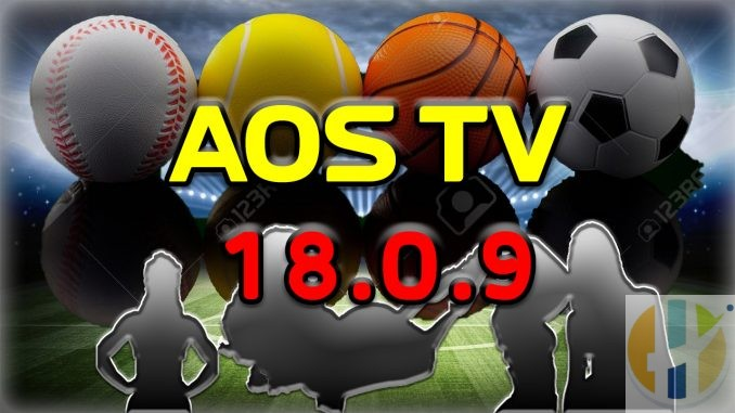 AOS TV APK IPTV Sports Android Firestick NVIDIA Shield Windows MAC