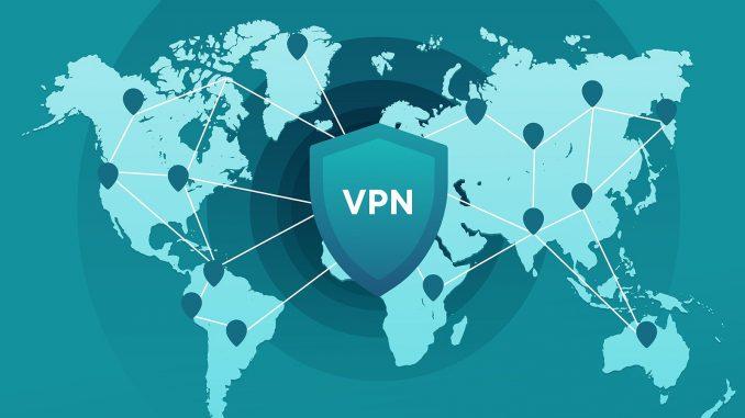 VPN World Map