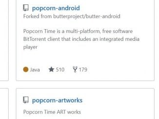 GitHub Reinstates Popcorn Time Code Despite MPA 'Threat'