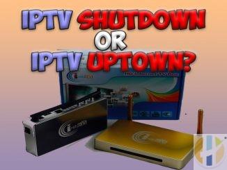 IPTV Shutdown or IPTV UPTOWN
