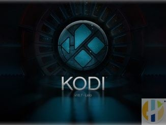 KODI 18.7 Latest Updates Husham.com News
