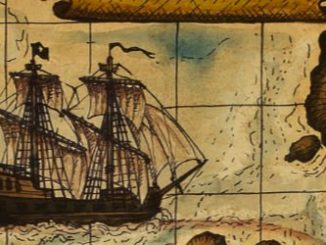 Pirate 'Treasures' Continue to Show Up on Google Maps