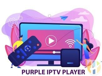 Purple IPTV Player