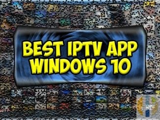 best iptv App windows 10