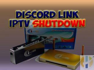 discord iptv shutdown