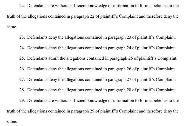 Uberchips response to Nintendo complaint