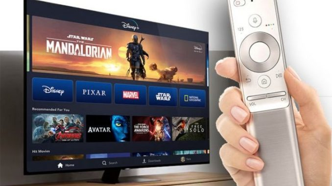 Samsung 4K Smart TVs get a crucial update that's sure to please Disney fans