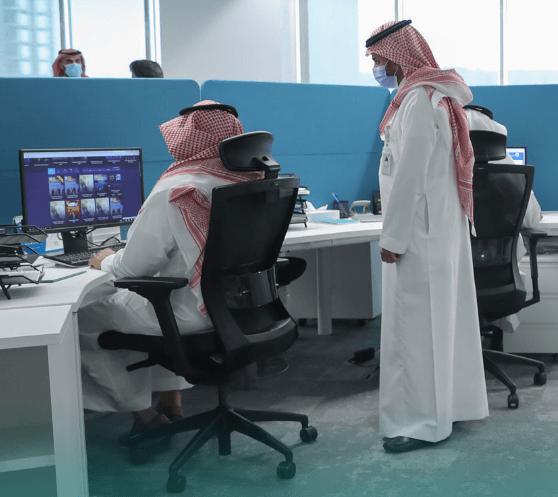 Saudia Arabia Blocking