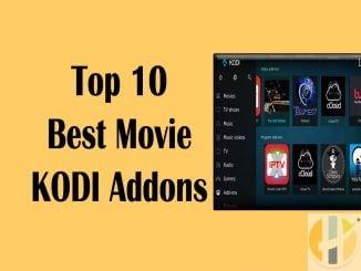 Top 10 Best Movie Kodi Addons_