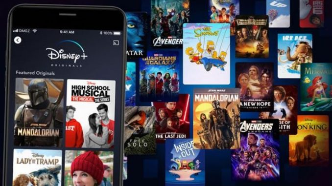 Disney+ confirms streaming boost ready for Frozen II and Hamilton