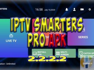 IPTV Smarters PRO APK 2.2.2.2 Live TV
