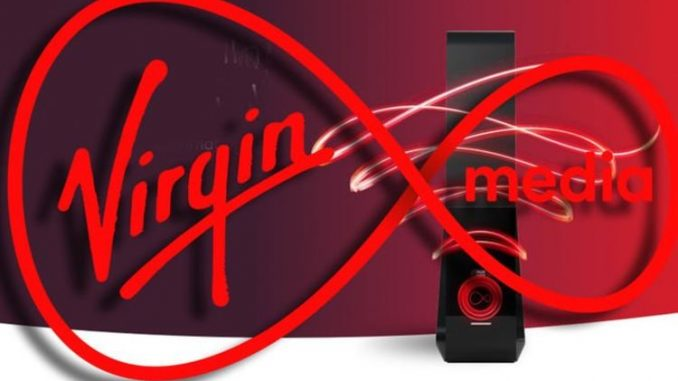 Some Virgin Media customers are getting a serious broadband upgrade