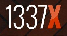 1337x logo