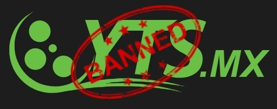 yts banned