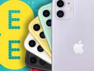 EE reveals the ultimate upgrade for anyone wanting an Apple iPhone