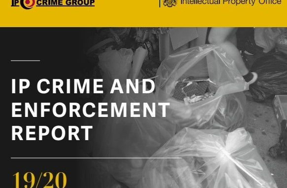 crime and enforcement report 2020