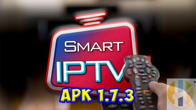 Smart IPTV APK updated to Version 1.7.3