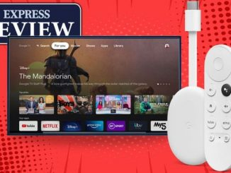 Chromecast with Google TV review: catching up with Amazon and Roku