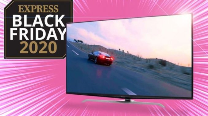 ASDA surprises with 50-inch 4K TV deal as it brings back Black Friday