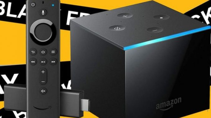 Amazon slashes Fire TV Stick and Fire TV Cube prices in early Black Friday 2020 sales