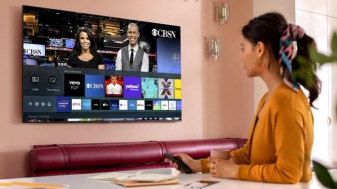 Samsung TV owners just got 1,000 free movies to stream at home
