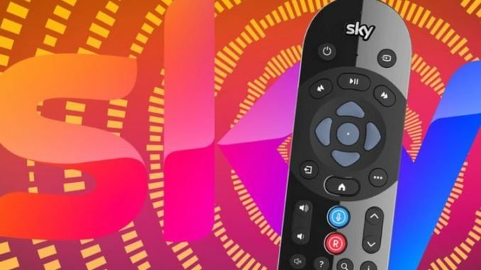 Saying two words into a Sky Q remote unlocks a year's worth of shows