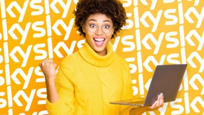 Sky is upgrading some broadband users free of charge