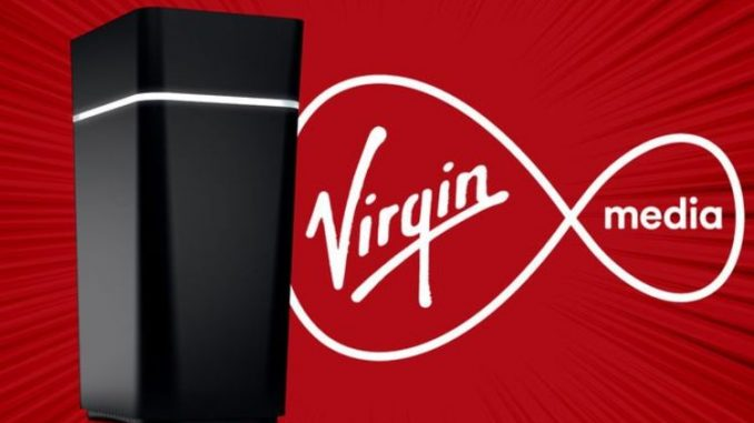 Virgin Media is gearing up to leave other broadband rivals in the dust