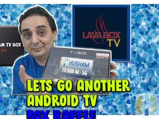 Husham Android TV BOX Raffle