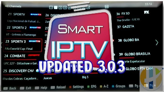 smart iptv updated lg tv 3.0.3