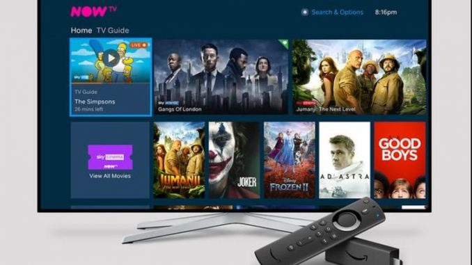 Amazon Fire TV Stick owners can now stream Sky TV without a contract or a dish