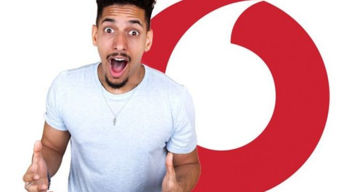 Vodafone offers some customers FREE unlimited downloads