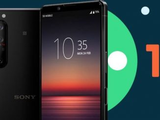 Xperia 1 II is the first Sony phone to get Android 11 update in the UK