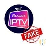 Fake Smart IPTV Premium