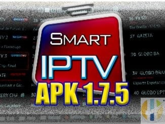 Smart IPTV APK updated to Version 1.7.5