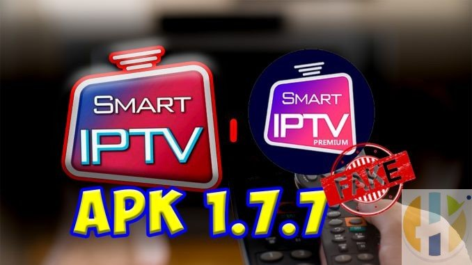 Smart IPTV APK updated to Version 1.7.7