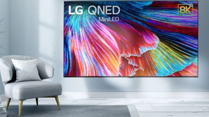 LG takes on Samsung with 4K and 8K TVs with all-new screen technology