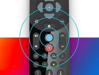 Sky is sending some customers a free voice-activated remote control