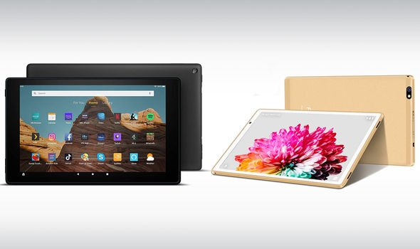 Fire HD 10 Tablet, FACETEL Tablet Android