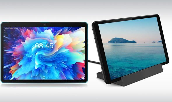 MEBERRY Android Tablet, Lenovo Smart Tab HD Tablet