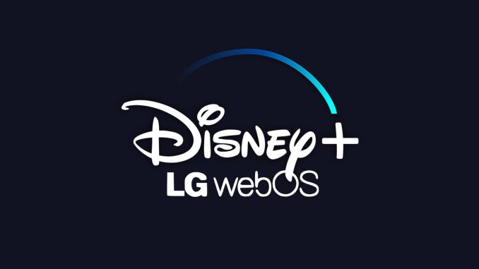 Disney Plus LG Logos
